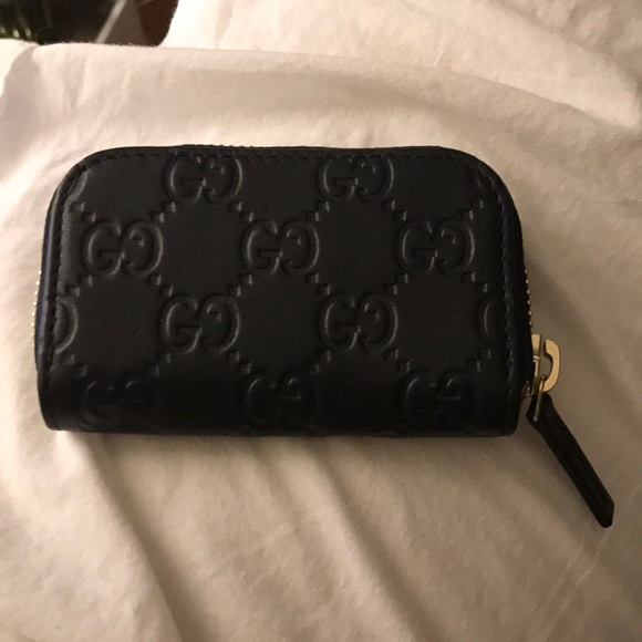 b8e732d2b4f6db Gucci Accessories | Zip Coin Purse Small Wallet | Poshmark